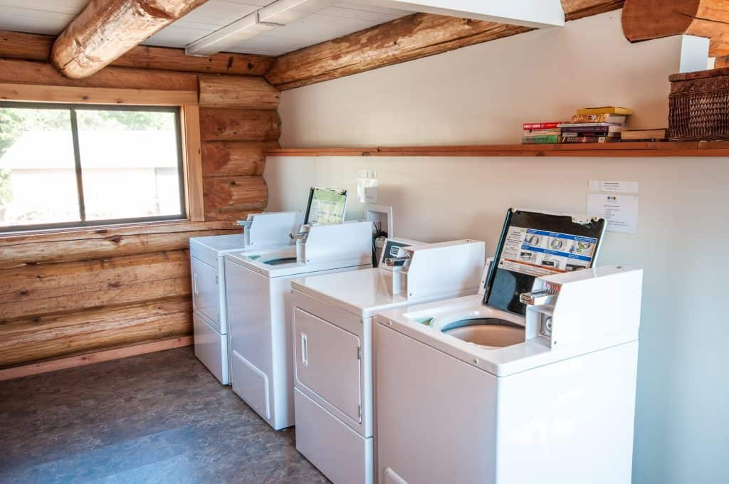 Cottonwood Cove Resort - Amenities Laundry