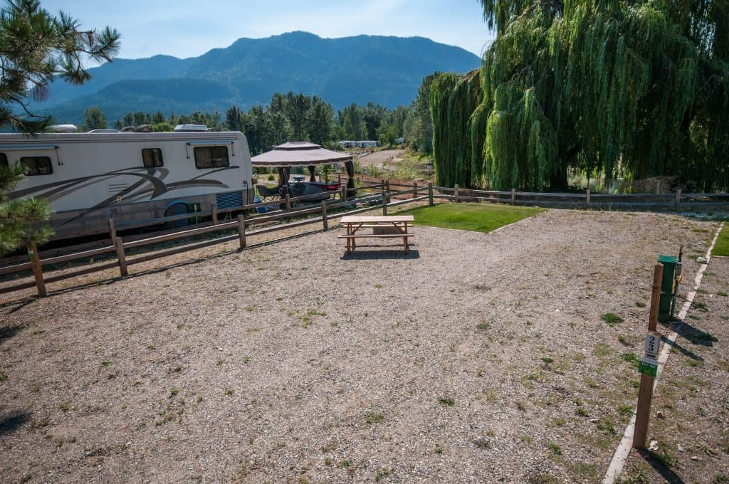 Best Waterfront RV Resort In BC