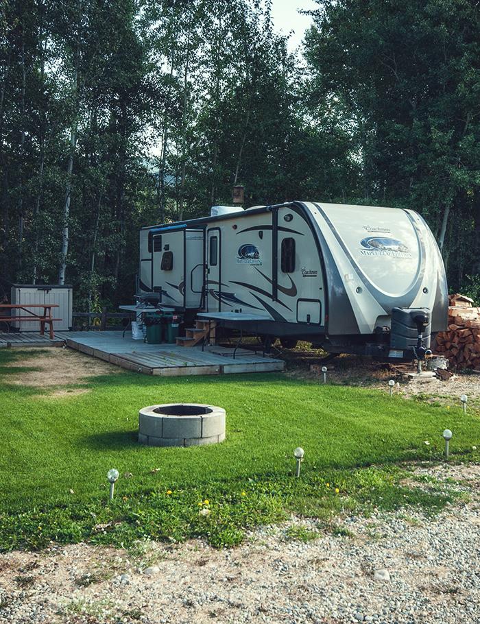 Shuswap Camping
