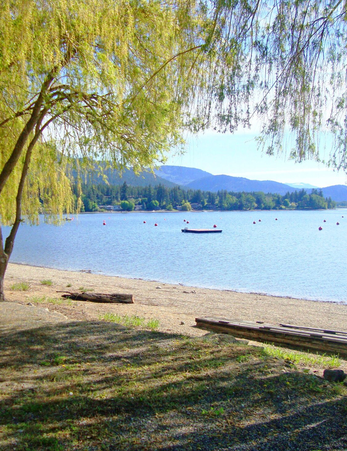 Cottonwood Cove Resort - Shuswap RV Resort Waterfront Access