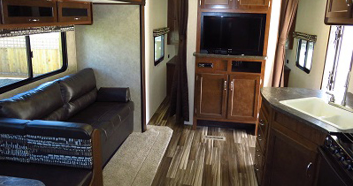 Waterfront RV Rentals